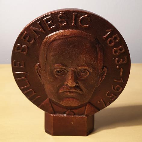 Nagrada »Julije Benešić« Tončiju Valentiću